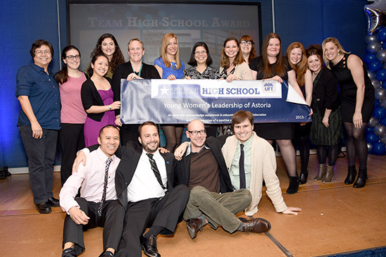 UFT Academic High School Awards