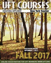 Fall 2017 Course Catalog Cover
