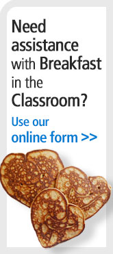 Breakfast in the Classroom sidebar