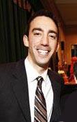 Jason Kovac, principal at PS 14 in the Bronx