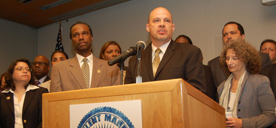Call to end 'stop-and-frisk' - 1