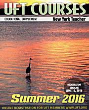 Summer 2016 Course Catalog cover