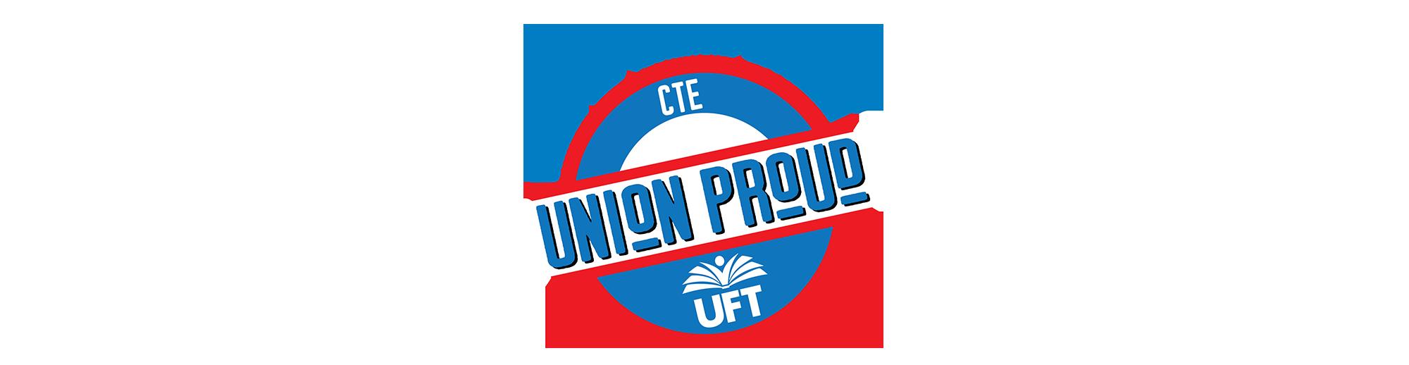CTE Proud banner