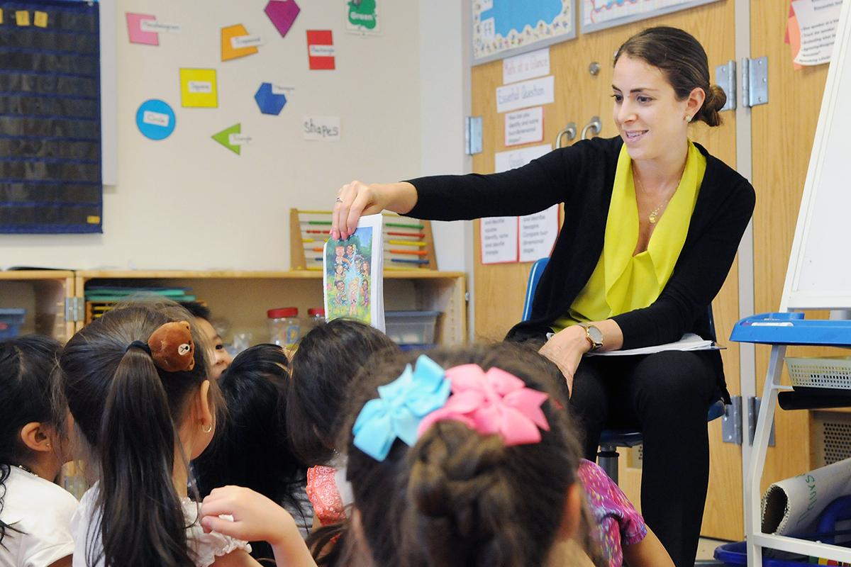 Finally, a rewarding role | United Federation of Teachers