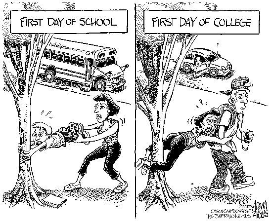 First day of school | United Federation of Teachers