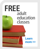 Free adult education classes