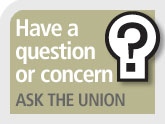 Ask the union