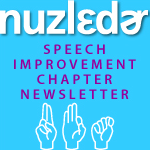 Speech Improvement Chapter Newsletter