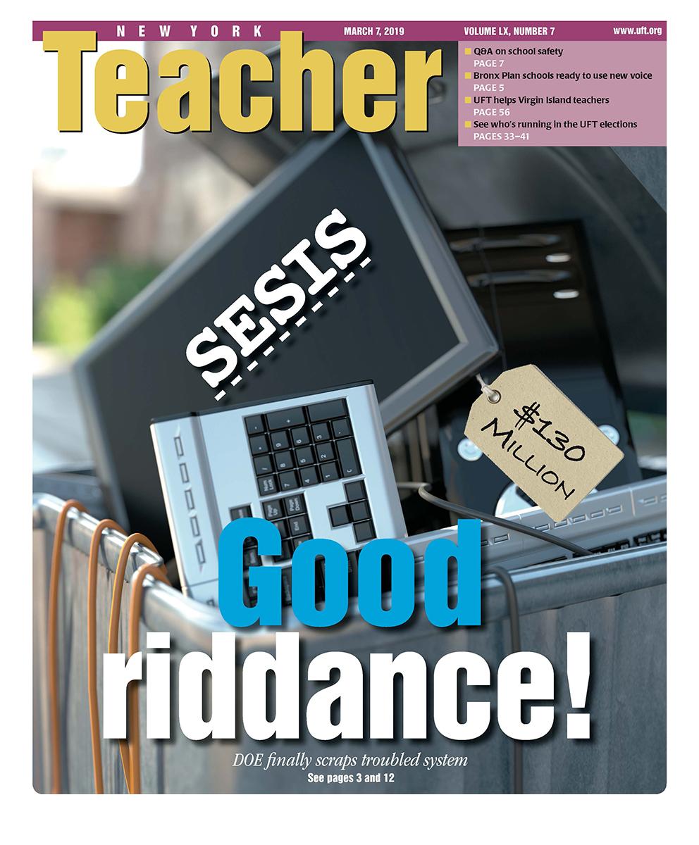 New York Teacher United Federation Of Teachers