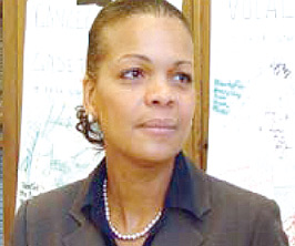 "Fordham HS Principal Iris Blige, who had a ""hit list"" of teachers she targeted t"