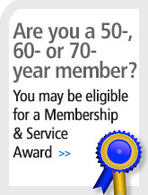 RTC membership award sidebar graphic