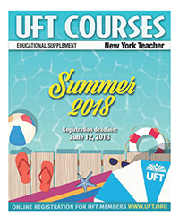Summer 2018 course catalog image