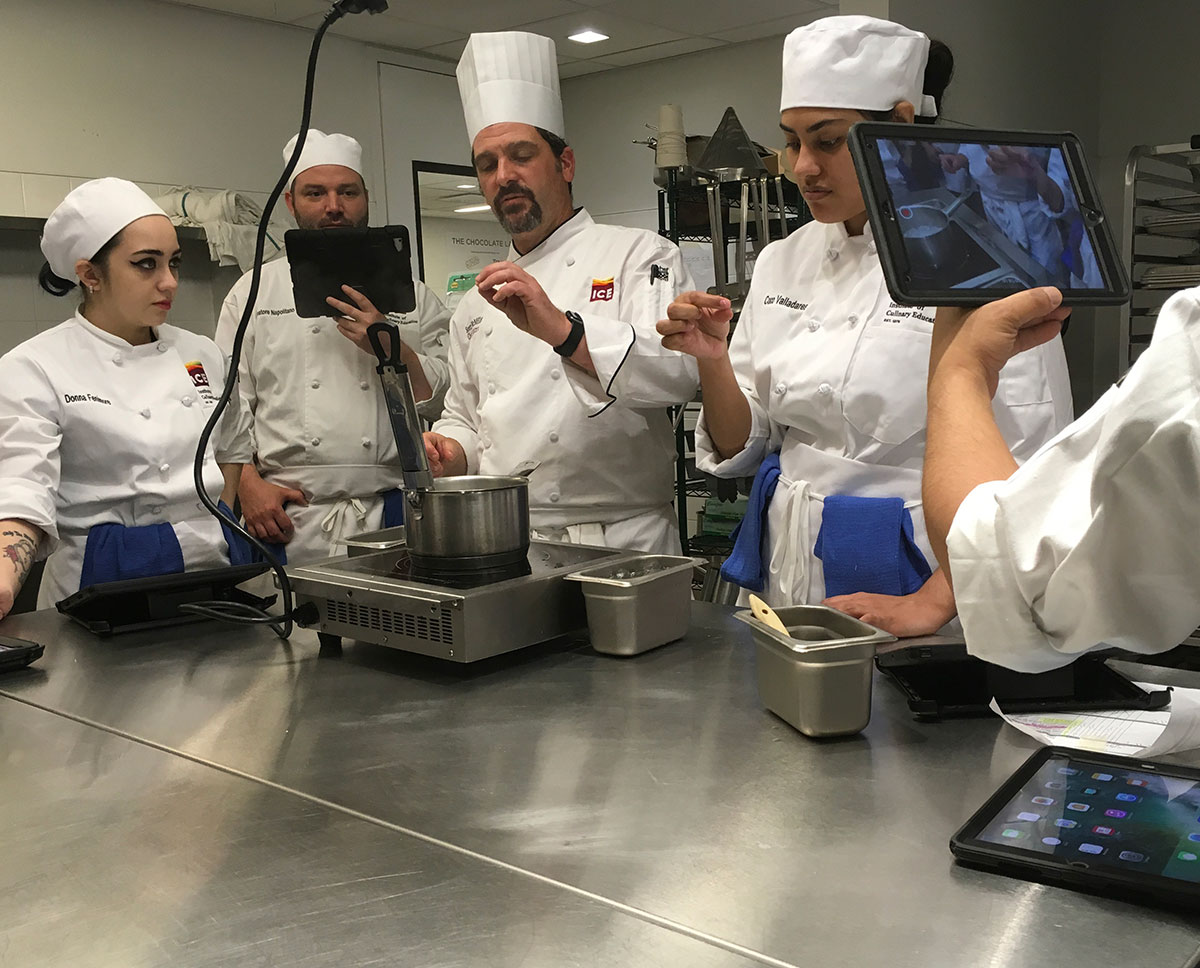Tensions boil over at culinary school | United Federation of Teachers