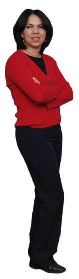 Tomasina Pena, District 75 paraprofessional.