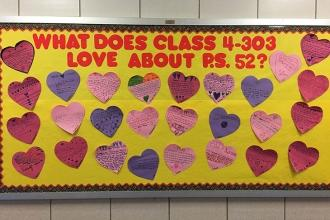 Fourth-graders at PS 52 on Staten Island love their school.