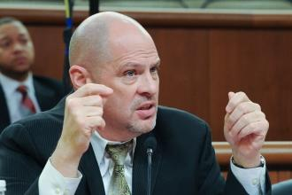 UFT President Michael Mulgrew discusses the state's failure to meet its obligati