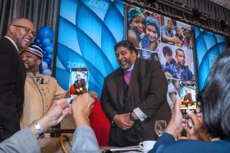 Reverend Dr. William J. Barber ll was honored.