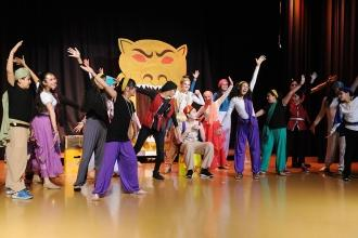 "PS/IS 30 students star in ""Aladdin Jr."""