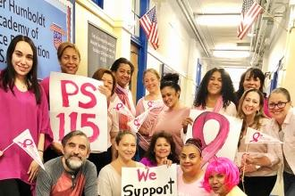 Go Pink 2019 PS115M