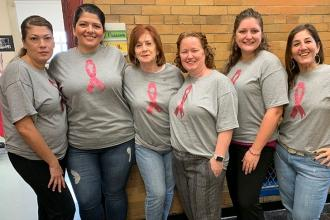 Go Pink 2019 PS 83