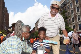 Harlem Week Children Festival 2019