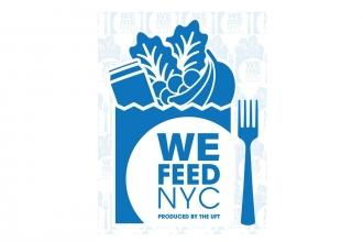 We feed NY Logo