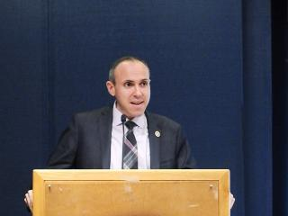 City Council Education Committee Chair Mark Treyger, a former teacher at New Utr