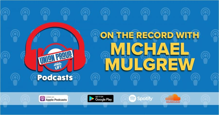 On the Record with Michael Mulgrew - Hero