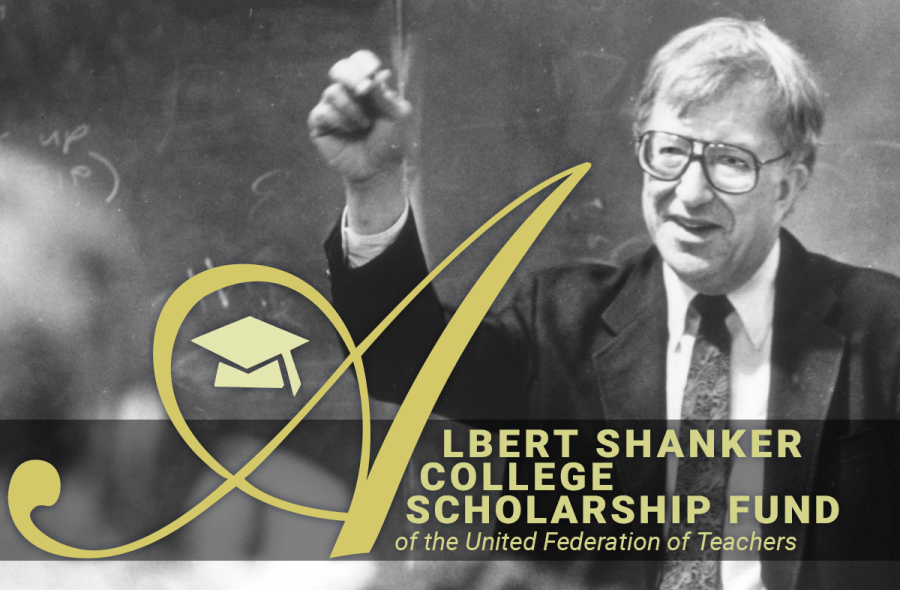 Albert Shanker College Scholarship Fund logo
