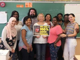 Welcome to the new UFT org! | United Federation of Teachers