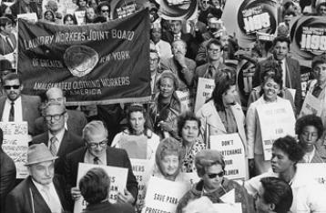 The UFT has a long history of joining with other unions