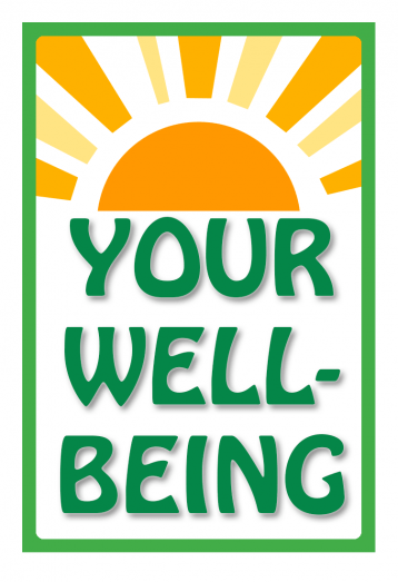 Your well being - logo